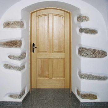 Realizace dveří na míru - 1