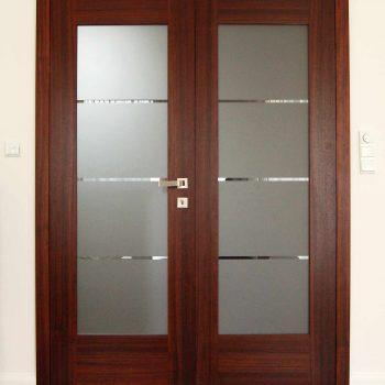Interiérové dveře na míru - 2