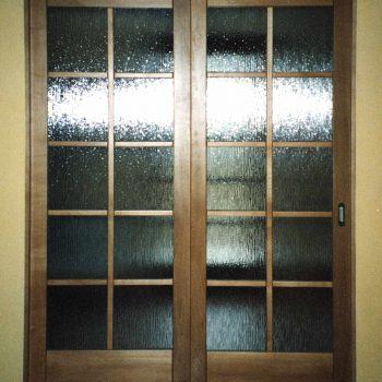 Dveře posuvné - 1