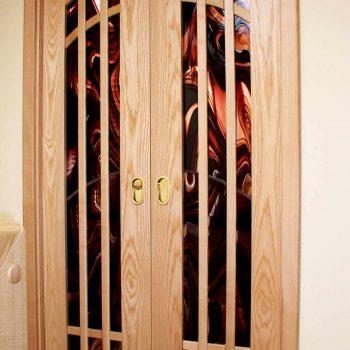 Dveře posuvné - 9