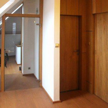Dveře skleněné a skleněné stěny - 1