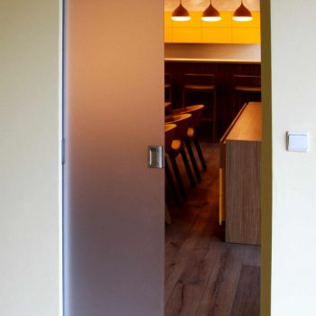 Dveře skleněné a skleněné stěny - 4